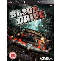 Игра Blood Drive (PS3) б/у