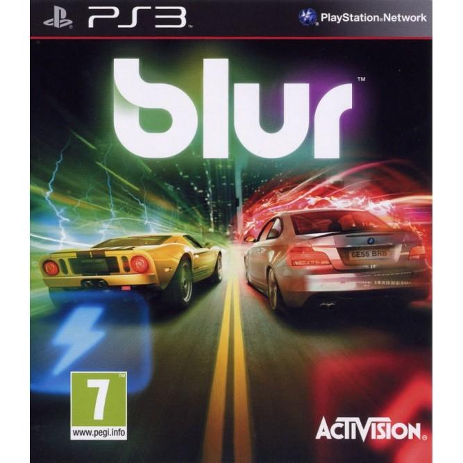 Игра Blur (PS3) б/у (eng)