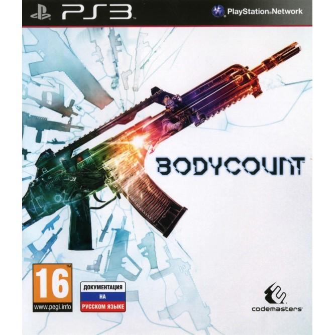 Игра Bodycount (PS3) б/у