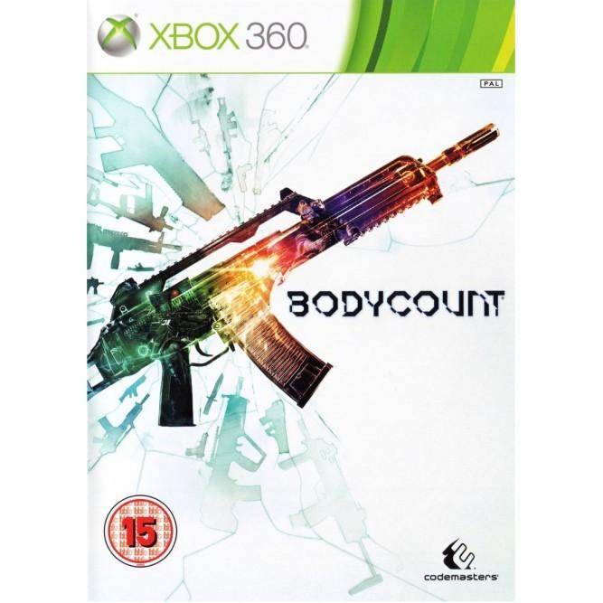Игра Bodycount (Xbox 360) (б/у)