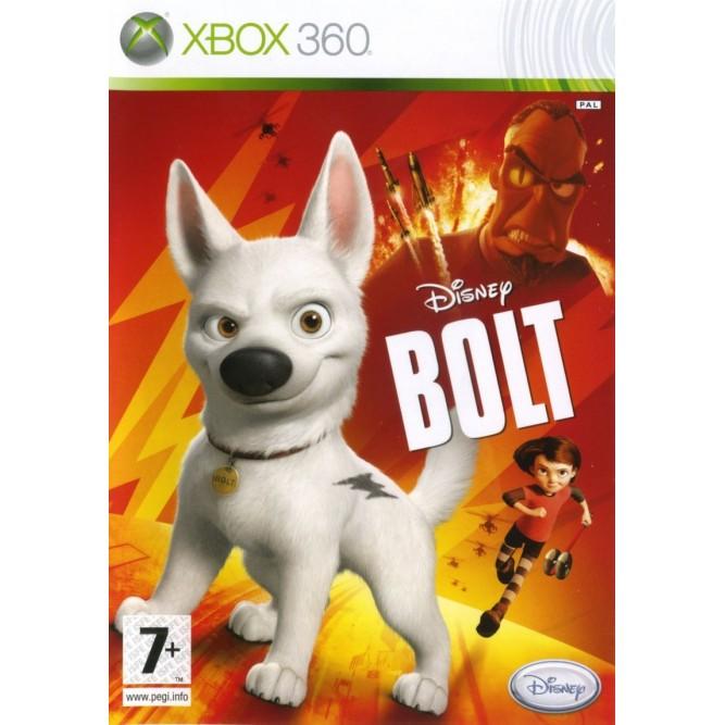 Игра Вольт (Xbox 360) б/у (eng)