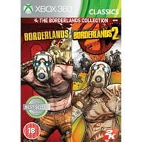 Игра Borderlands 1 and 2 Collection (Xbox 360) (eng)