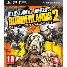 Игра Borderlands 2 (Deluxe Vault Hunter's Collectors Edition) (PS3) б/у (eng)