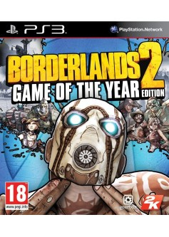 Игра Borderlands 2: Game of The Year Edition (PS3) б/у