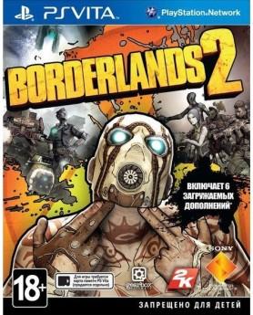 Игра Borderlands 2 (PS Vita) б/у