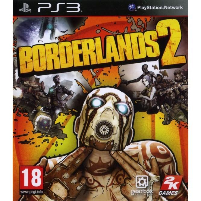 Игра Borderlands 2 (PS3) б/у