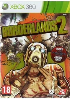 Игра Borderlands 2 (Xbox 360) б/у