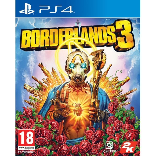 Игра Borderlands 3 (PS4) (rus sub)