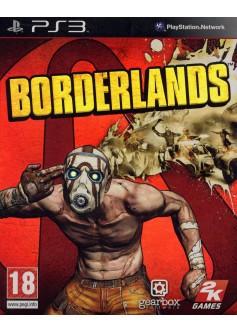 Игра Borderlands (PS3) б/у