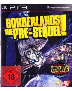 Игра Borderlands: The Pre-Sequel (PS3) б/у (eng)