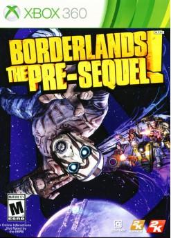 Игра Borderlands: The Pre-Sequel (Xbox 360) б/у (eng)