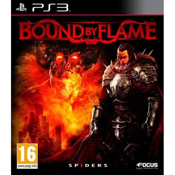 Игра Bound by Flame (PS3) б/у
