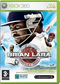 Игра Brian Lara International Cricket 2007 (Xbox 360) б/у