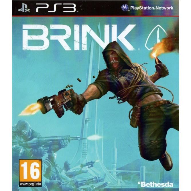 Игра Brink (PS3) б/у