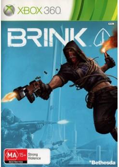 Игра Brink (Xbox 360) б/у
