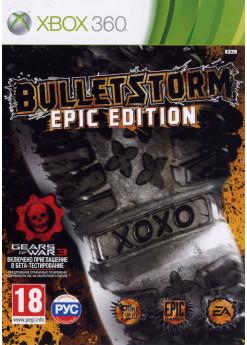 Игра Bulletstorm (Epic Edition) (Xbox 360) (rus) б/у