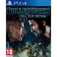 Игра Bulletstorm. Full Clip Edition (PS4)
