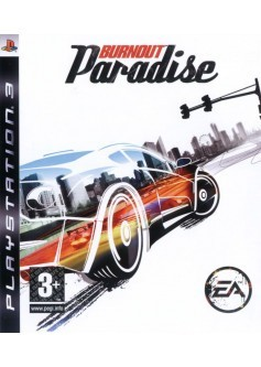 Игра Burnout Paradise (PS3) (б/у)