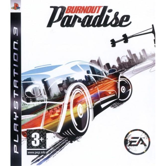 Игра Burnout Paradise (PS3) (б/у)