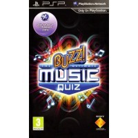 Игра Buzz!: The Ultimate Music Quiz (PSP)