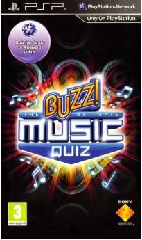 Игра Buzz!: The Ultimate Music Quiz (PSP)