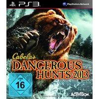 Игра Cabela's Dangerous Hunts 2013 (PS3) (eng) б/у