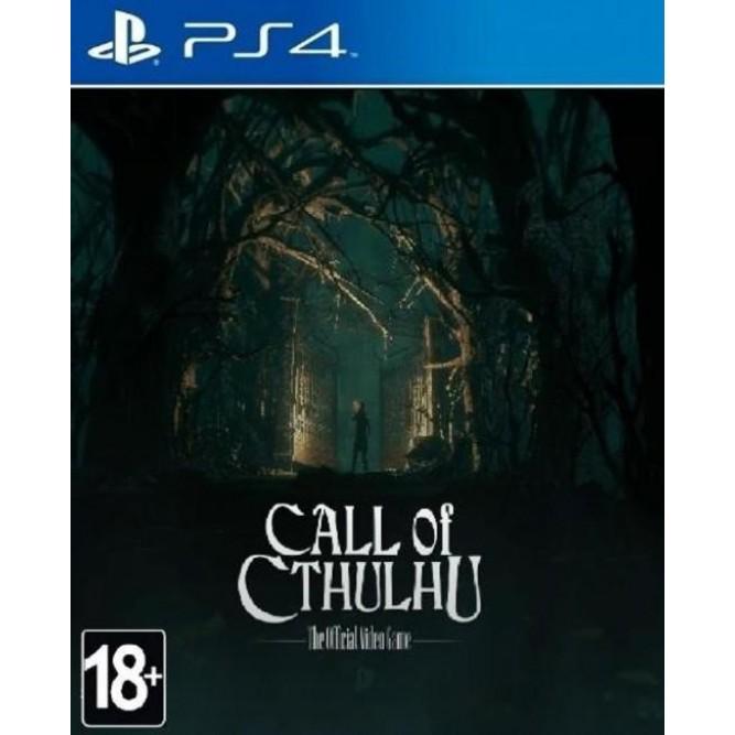 Игра Call of Cthulhu (PS4) (rus sub)
