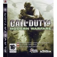 Игра Call of Duty 4: Modern Warfare (PS3) (б/у)