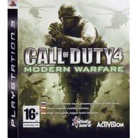 Игра Call of Duty 4: Modern Warfare (PS3) (б/у)