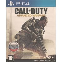Игра Call of Duty: Advanced Warfare (PS4) б/у