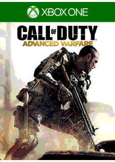Игра Call of Duty: Advanced Warfare (Xbox One)