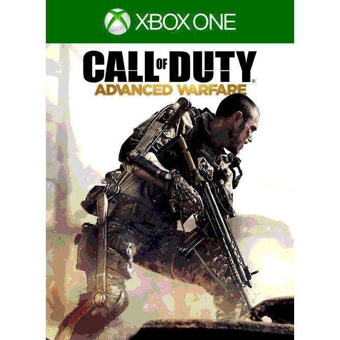Игра Call of Duty: Advanced Warfare (Xbox One)