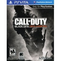 Игра Call of Duty: Black Ops - Declassified (PS Vita) б/у