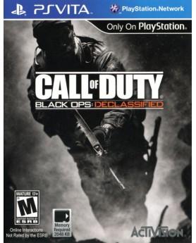 Игра Call of Duty: Black Ops - Declassified (PS Vita) б/у