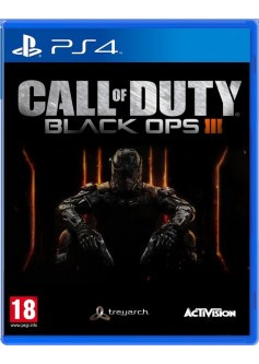 Игра Call of Duty Black Ops III (PS4) б/у (rus)