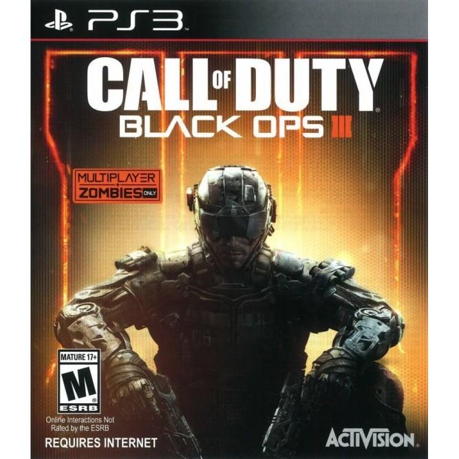 Игра Call of Duty: Black Ops 3 (PS3) б/у