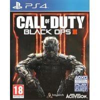 Игра Call of Duty: Black Ops III (PS4)