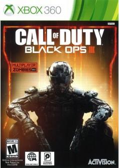 Игра Call of Duty: Black Ops III (Xbox 360) (rus) б/у