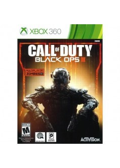 Игра Call of Duty: Black Ops III (Xbox 360) (rus)