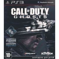 Игра Call of Duty: Ghosts (PS3) б/у