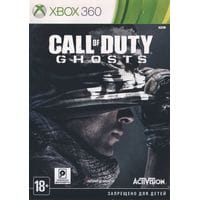 Игра Call of Duty: Ghosts (Xbox 360) б/у (rus)