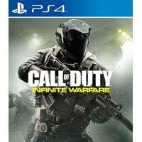 Игра Call of Duty: Infinite Warfare (PS4) б/у (rus)
