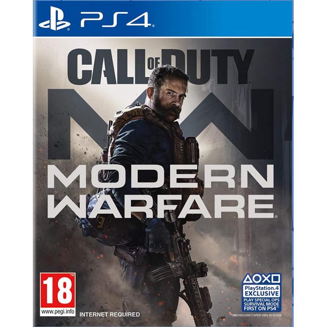 Игра Call of Duty: Modern Warfare (2019) (PS4) (rus) б/у