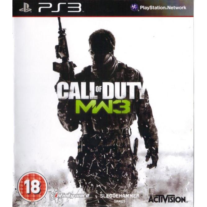 Игра Call of Duty: Modern Warfare 3 (PS3) (eng) б/у