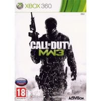 Игра Call of Duty: Modern Warfare 3 (Xbox 360) б/у