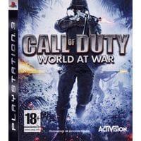 Игра Call of Duty: World at War (PS3) б/у (rus)