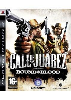 Игра Call of Juarez: Bound in Blood (PS3) б/у