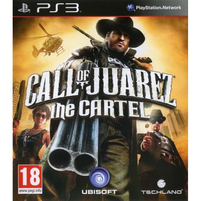 Игра Call of Juarez: Картель (PS3) б/у (rus)
