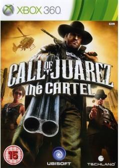 Игра Call of Juarez: Картель (Xbox 360) б/у