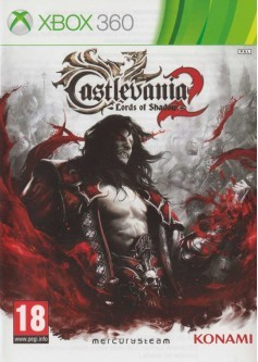 Игра Castlevania: Lords of Shadows 2 (Xbox 360) б/у